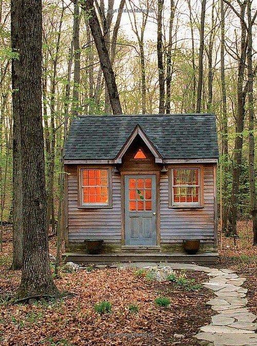 house,building,log cabin,home,shack,