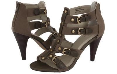 Volatile Commando Sandals