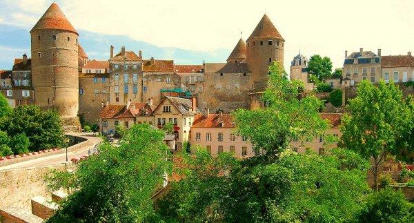 Semur-en-Auxois, CÔTE D'or