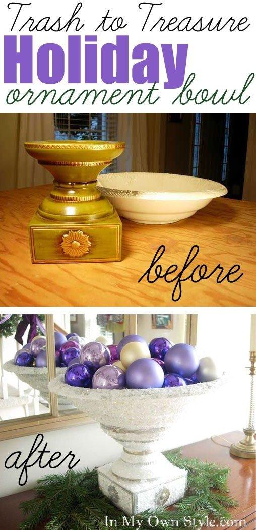 Festive Bowl