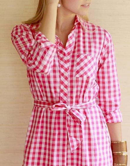 clothing,pink,sleeve,pattern,plaid,