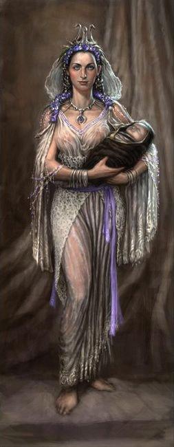 Rhea - Queen of the Titans