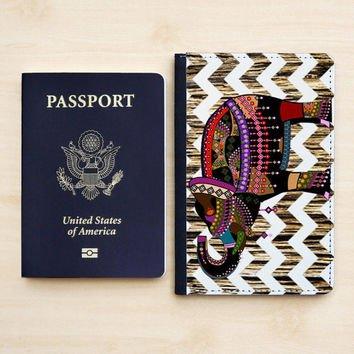 ELEPHANT Passport Holder
