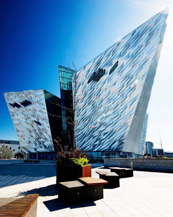 architecture, sky, building, structure, headquarters,
