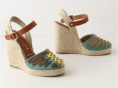 Shoelace Espadrilles