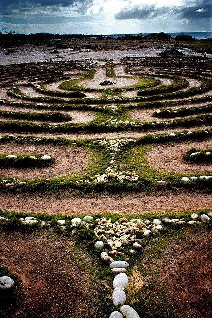 Hawaiian Prayer Maze, Maui