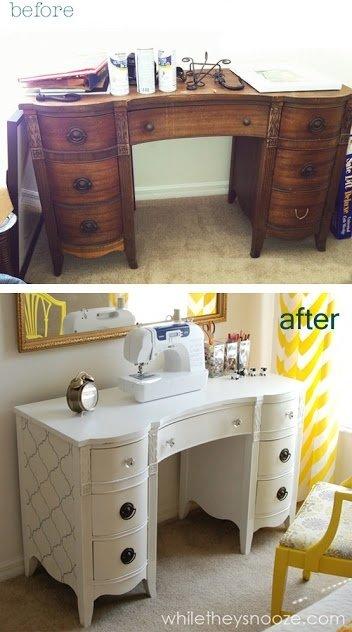 Redressed Dresser