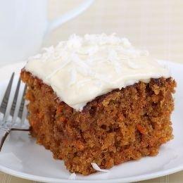 Island Papaya Cake