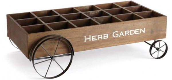 Herb Garden Wagon