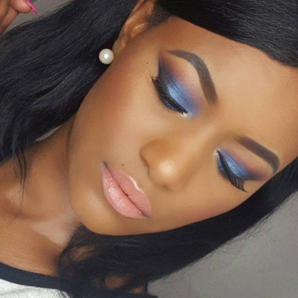 eyebrow, face, cheek, nose, blue,