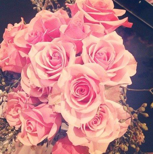 Roses = Granny or Auntie