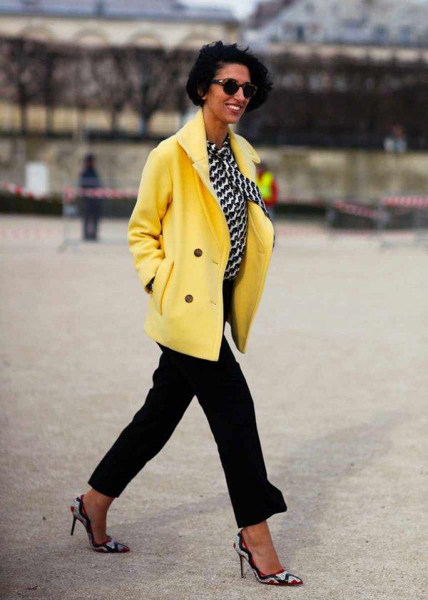 A Colorful Blazer