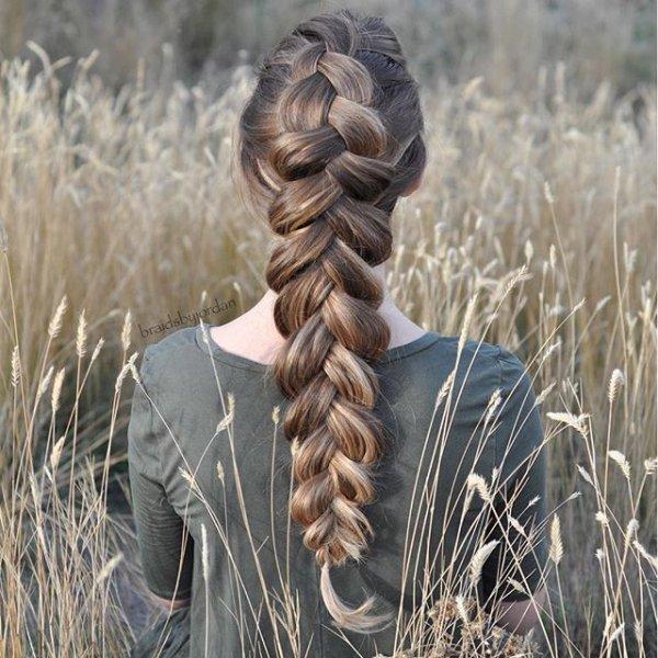 hair, hairstyle, grass, crop, field,