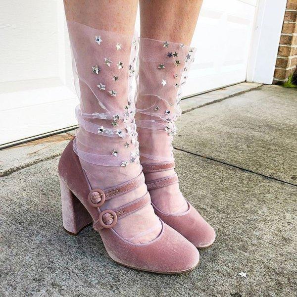 Footwear, Pink, Boot, Shoe, Knee-high boot,