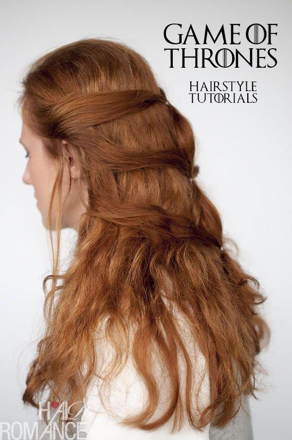 Game of Thrones,hair,hairstyle,brown,hair coloring,