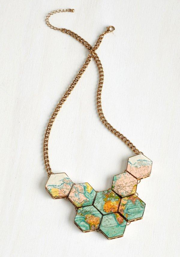 No Place like Roam Necklace