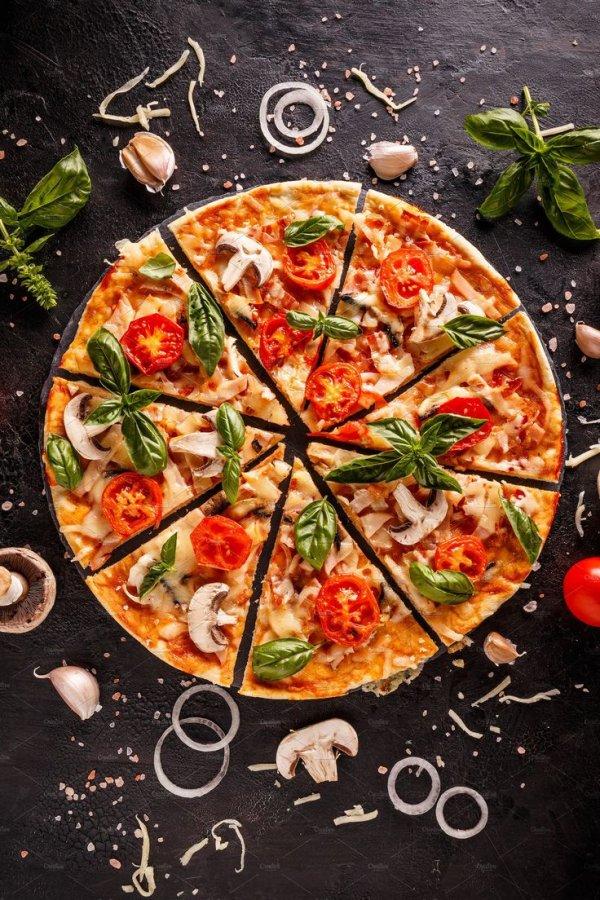 Dish, Food, Cuisine, Ingredient, Pizza,
