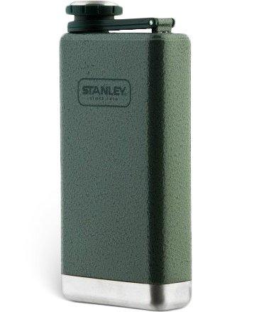 Adventure Stainless Steel Flask, Hammertone Green