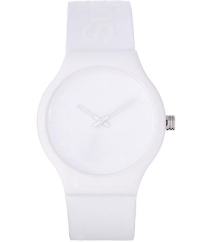 Superdry Sport All White Strap Watch
