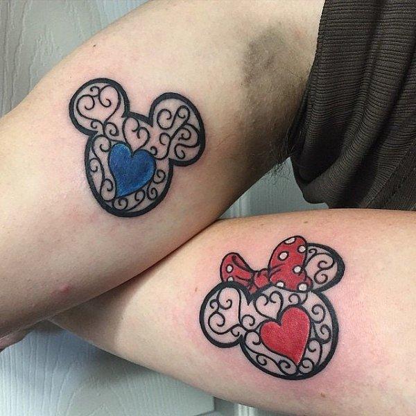 Elaborate Mickey Ears