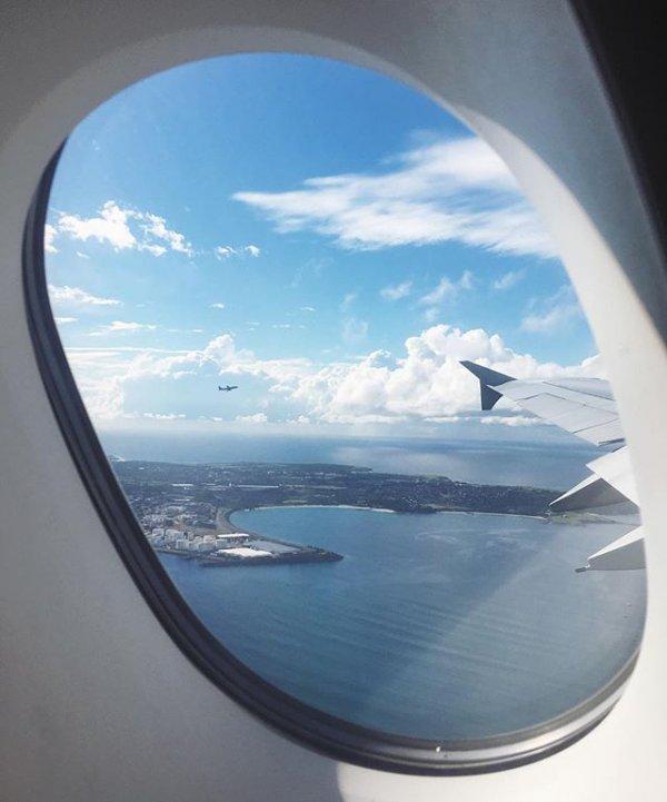 vehicle, window, sky, flight, aircraft,