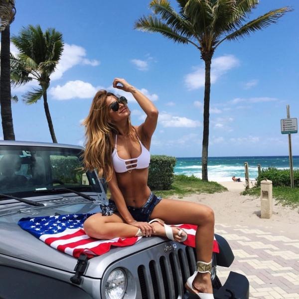 vacation,blond,sun tanning,swimwear,vehicle,