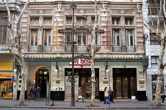 Cafe Tortoni – Argentina