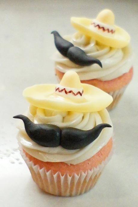Sombrero Cupcakes