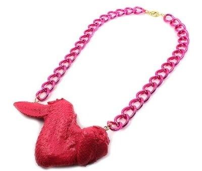 Pink Chicken Wing