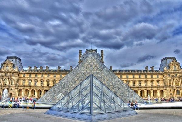 The Louvre – Paris, France