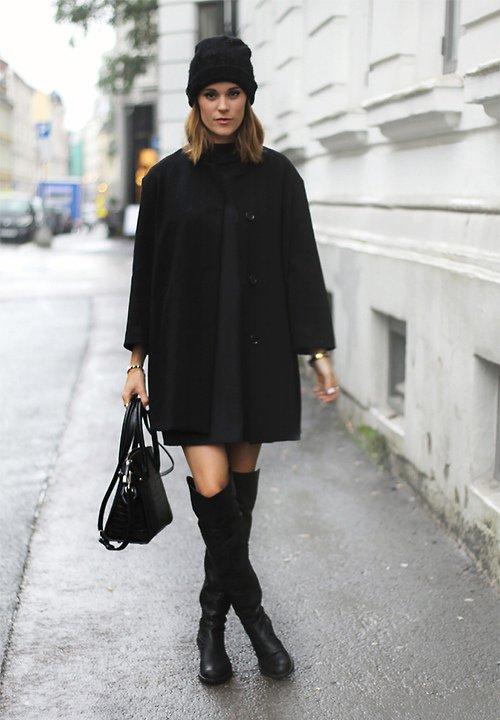 Go All Black