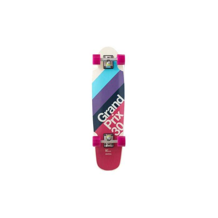 Buddy Carr GP30 Complete Skateboard (8 X 30-Inch)