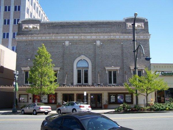 Historic Everett Theater, Washington