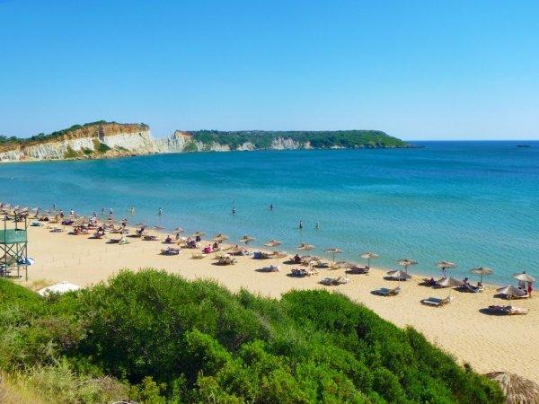 Gerakas Beach, Greece
