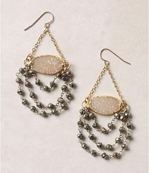 Candelabra Earrings