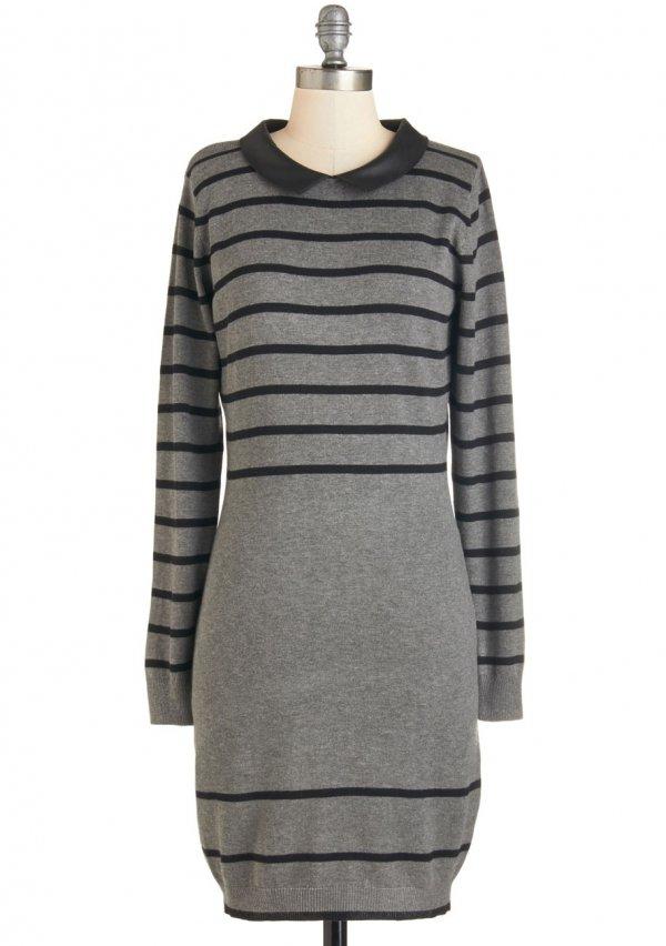 Sugarhill Boutique Long Sleeve Sweater Dress