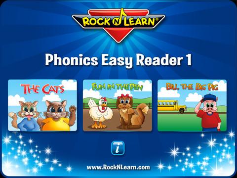 Phonics Easy Reader