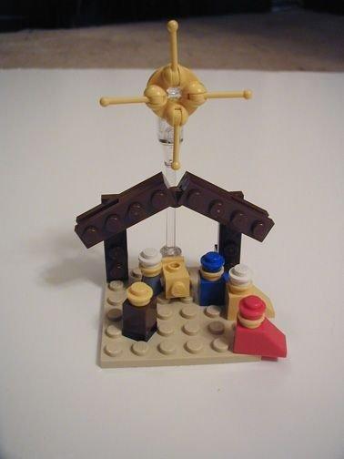 Lego Nativity