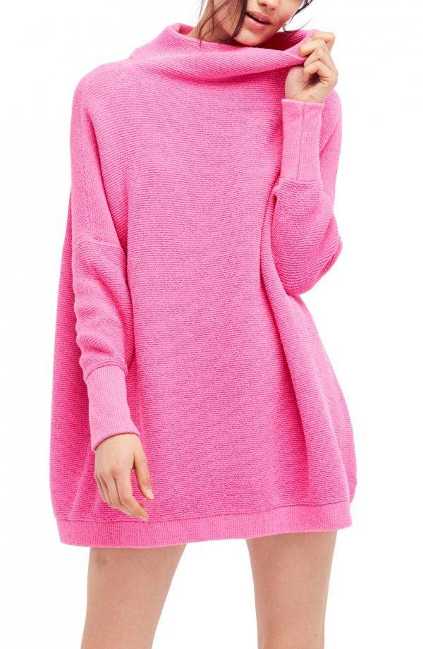 clothing, pink, shoulder, sleeve, woolen,