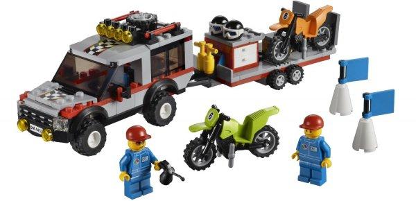 City Town Dirt Bike Transporter 4433