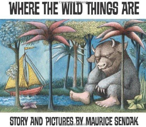 Where the Wild Things Are – Maurice Sendak