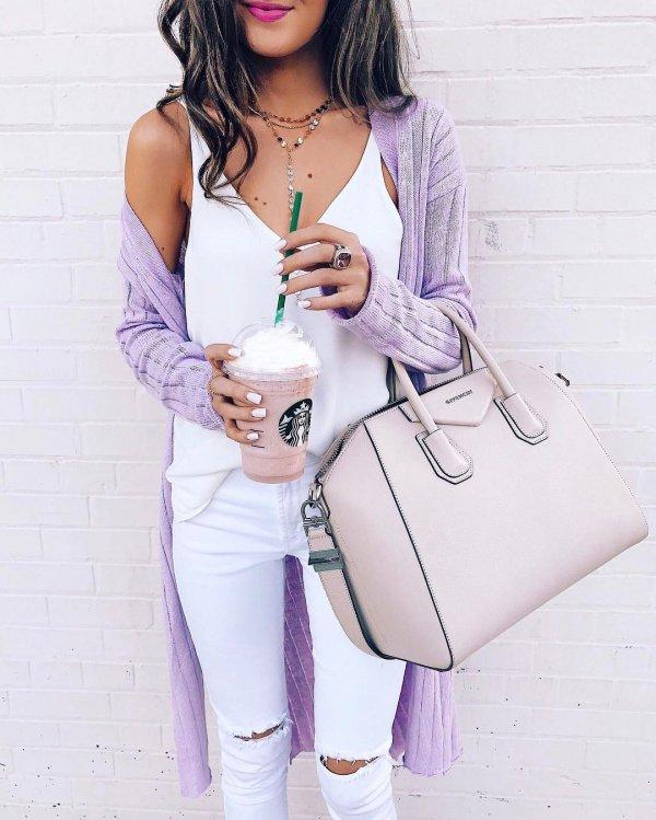 clothing, pink, spring, outerwear, handbag,