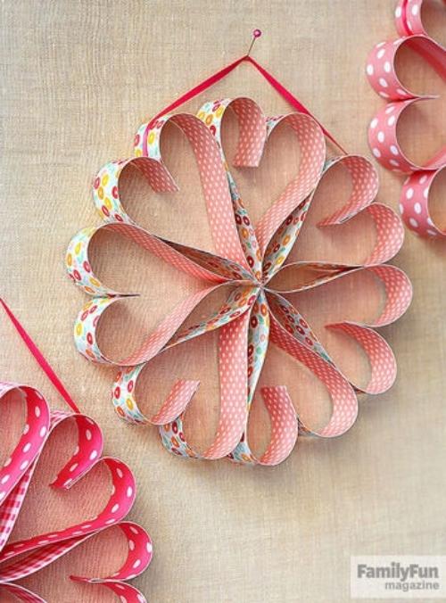 pink, petal, ribbon, peach, flower,