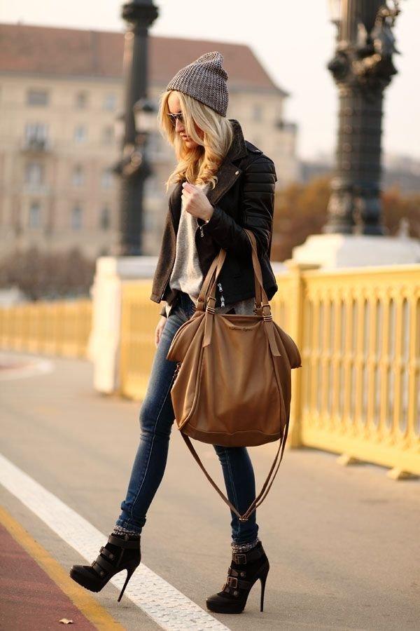Oversized Bag