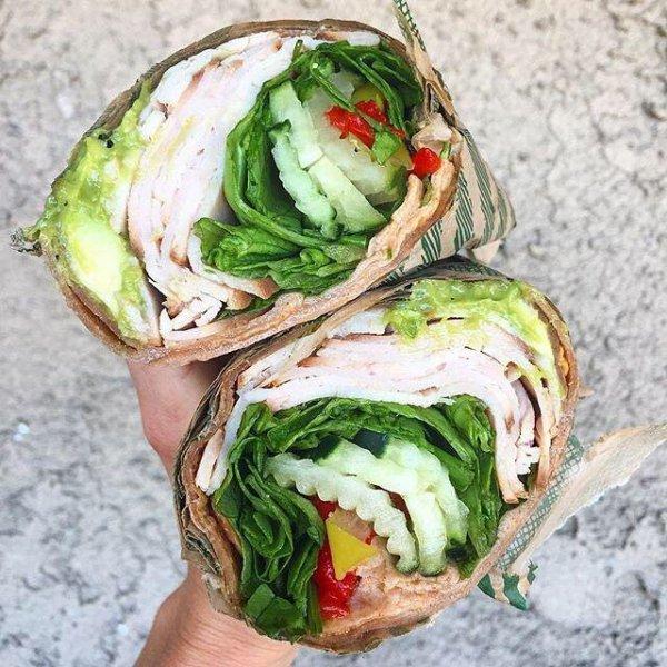 food, dish, produce, vegetable, sandwich wrap,