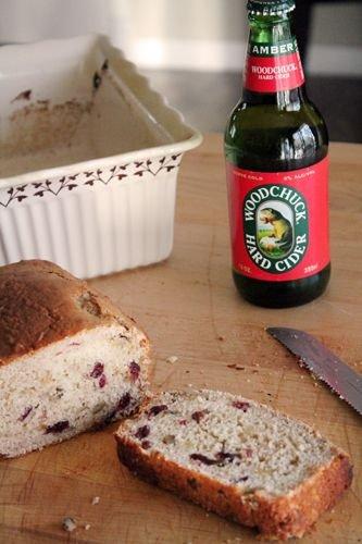 Hard Cider Bread