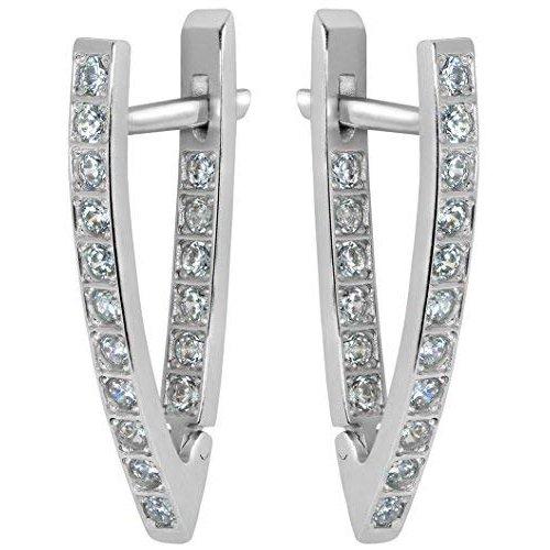 Platinum, Jewellery, Earrings, Diamond, Fashion accessory,