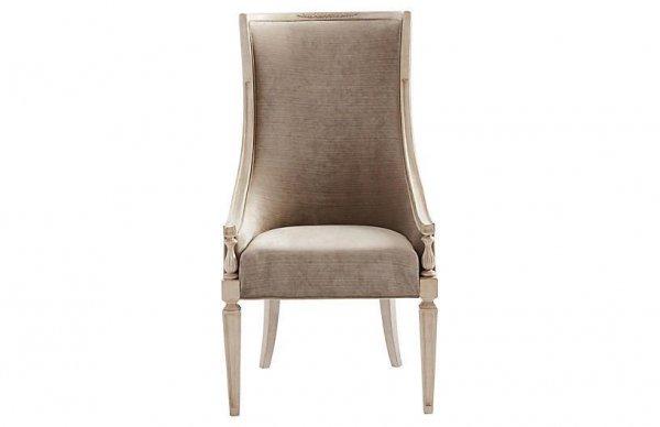 chair, furniture, leather, beige, armrest,