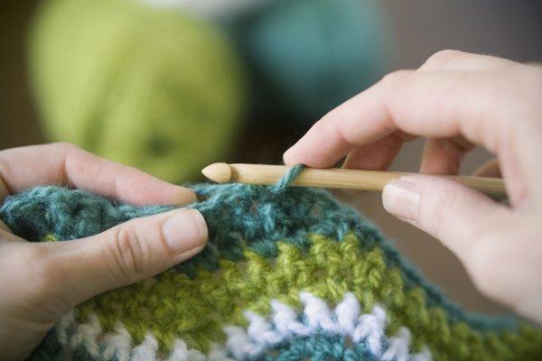 crochet, thread, wool, knitting, finger,