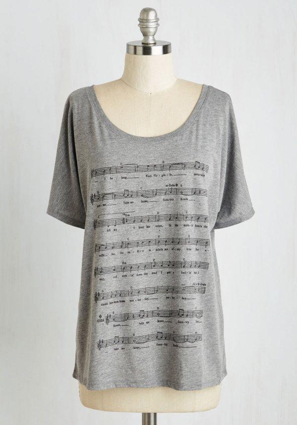 Music to My Wardrobe
